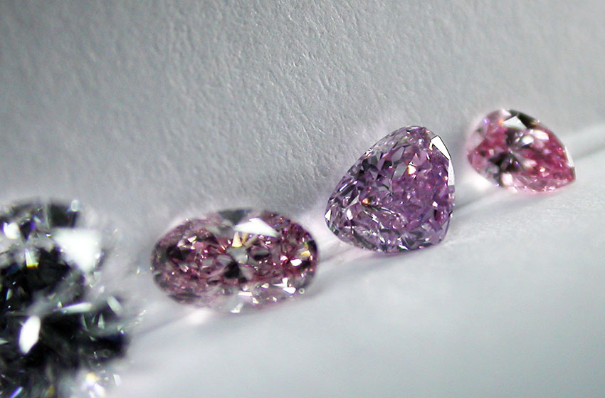 Natural Colored Diamonds