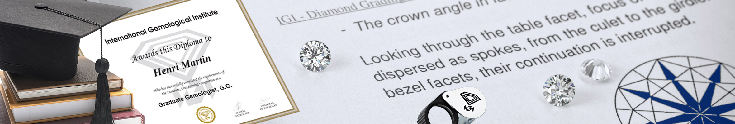 IGI Polished Diamond Course