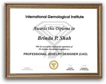 IGI Jewelry Cad Course