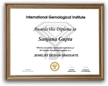 IGI Jewelry Design Course