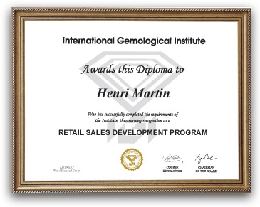 IGI Retail Support Program
