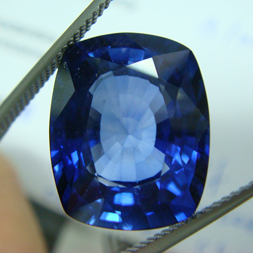 Colored Gemstone