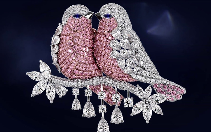 Read more about the article 10 Graff diamond jewelry pieces compiled in video