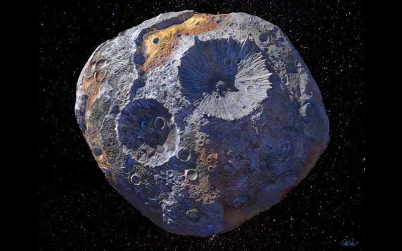 Read more about the article See the Asteroid worth more than our global economy