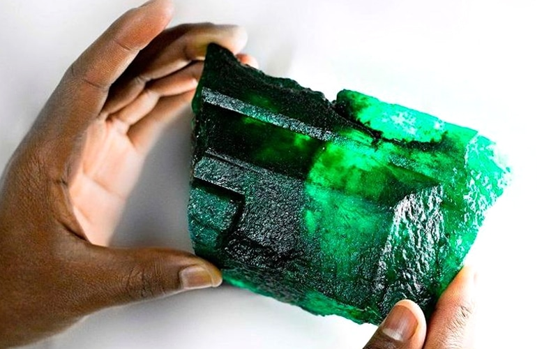 Read more about the article A barrel of beryl