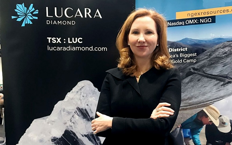 Read more about the article Learn about Eira Thomas, Queen of Diamonds