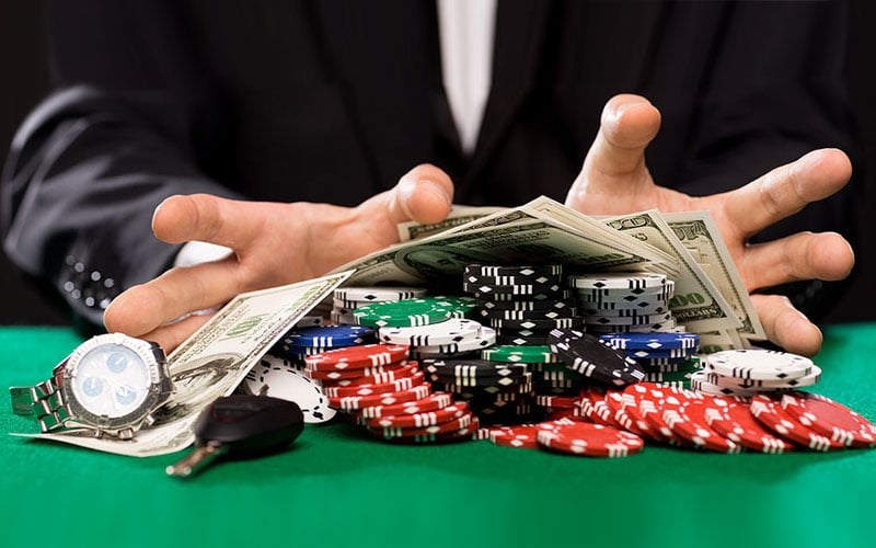 Read more about the article Gambling with colored stones?