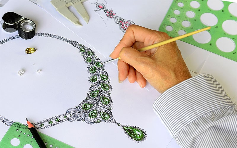 Read more about the article DeBeers 'ReSet Collective' launches w/ 5 prominent jewelry designers