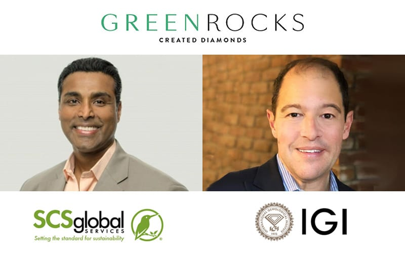 Read more about the article Watch: Sustainable Diamonds Session with SCS Global and IGI
