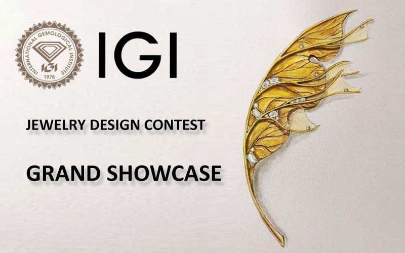 Read more about the article IGI Jewelry Design Contest Grand Showcase