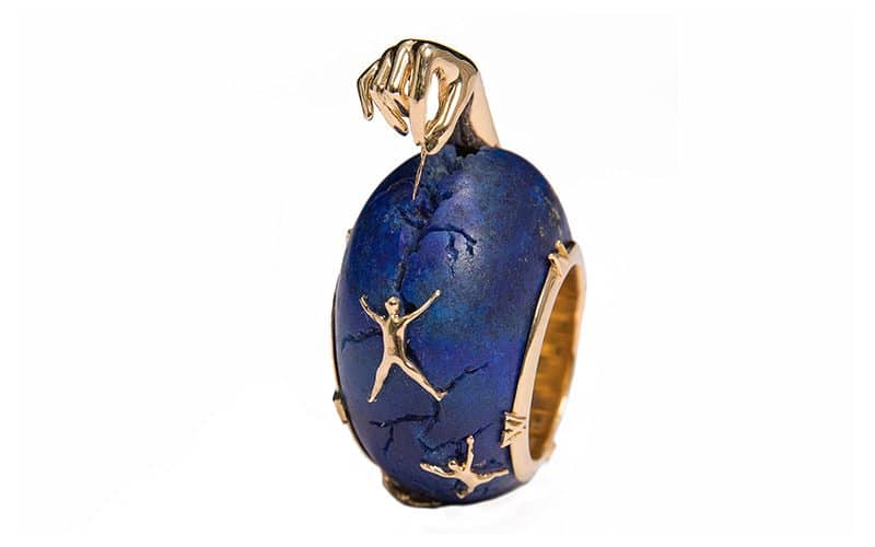 Read more about the article Five Fabulous Finalists from IGI's Jewelry Design Contest