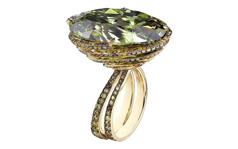 Read more about the article The Classic Chameleon Diamond