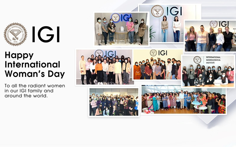 You are currently viewing Happy International Women's Day from IGI