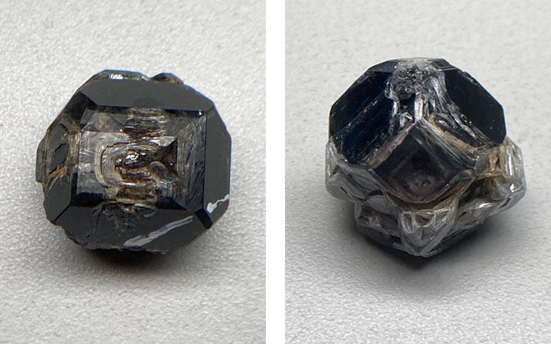 black lab grown diamonds