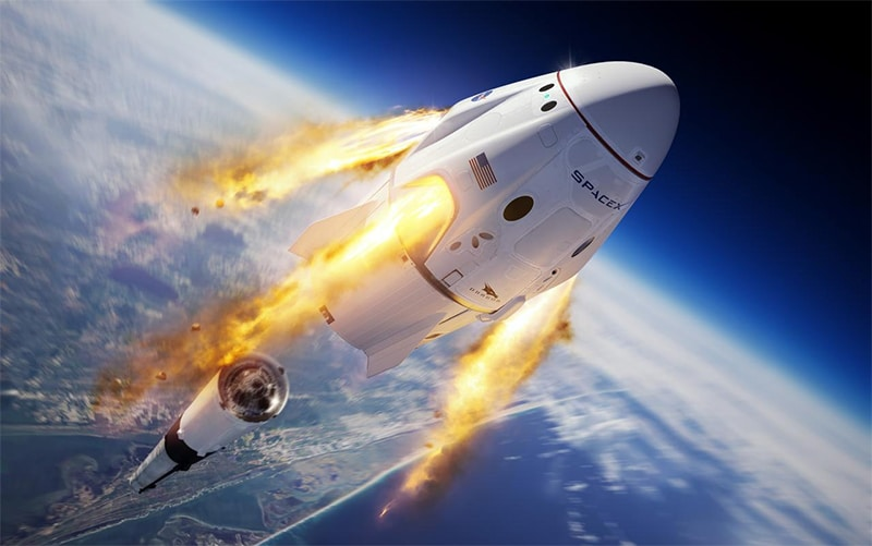 Read more about the article Nasa, SpaceX and mining diamonds