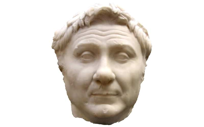 bust of Pompey the Great