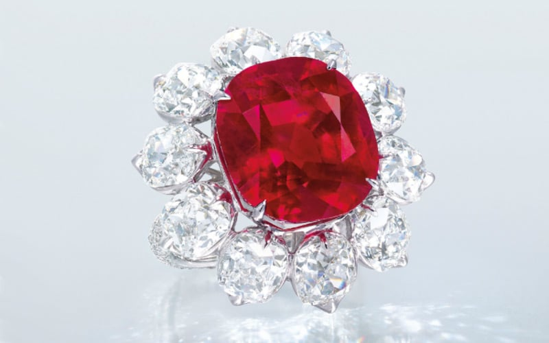 Read more about the article Seven Special Rubies to Celebrate July