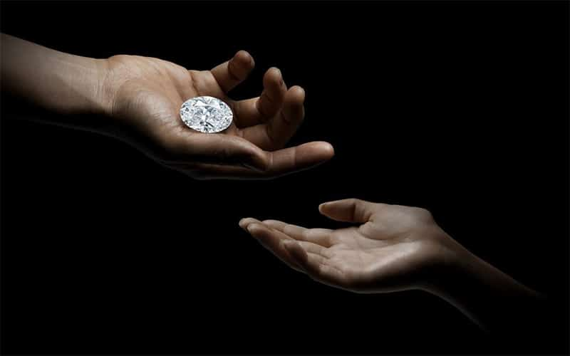 Read more about the article This 102.39 carat D Flawless diamond will make history