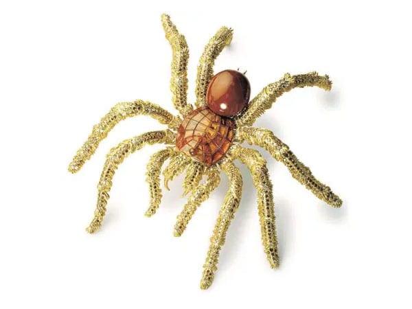 Hemmerle's Tarantula brooch