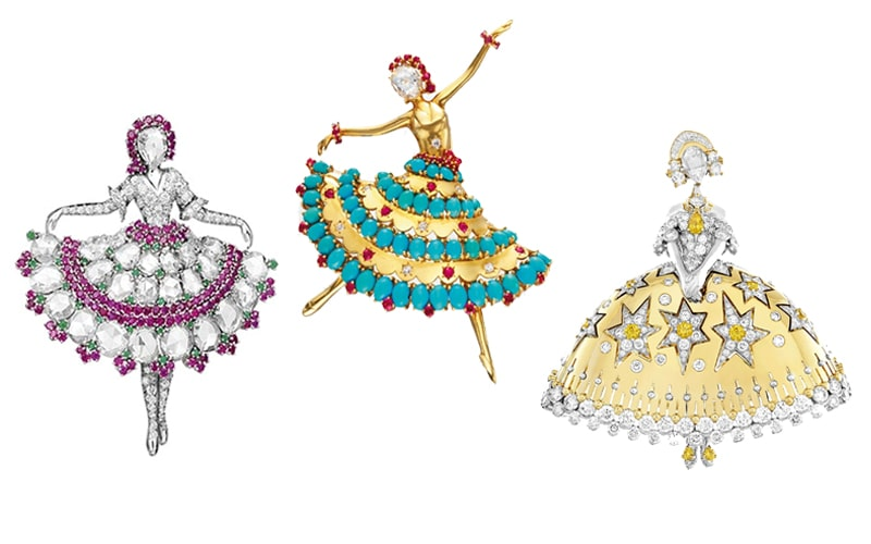 Read more about the article A ballet of joy and hope in jewelry