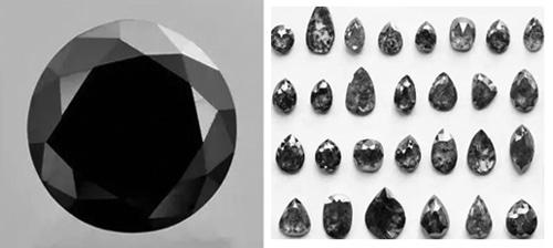 carbonado also known as black diamonds