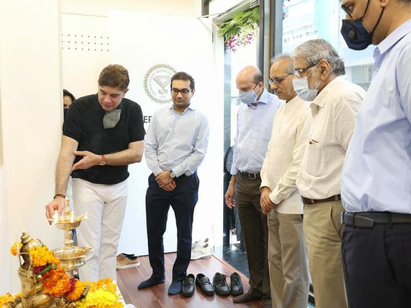 IGI Bharat Diamond Bourse