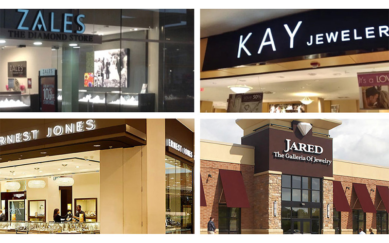 Signet stores