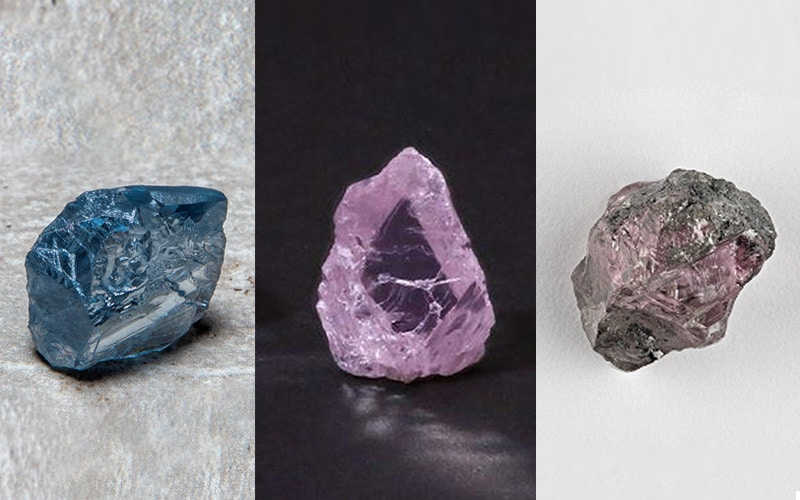 Read more about the article Rough Diamonds: A Blue, Pink and Violet July