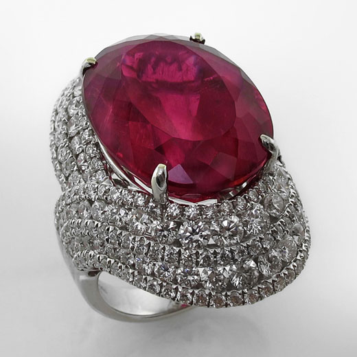 Ruby: The Royal Gemstone