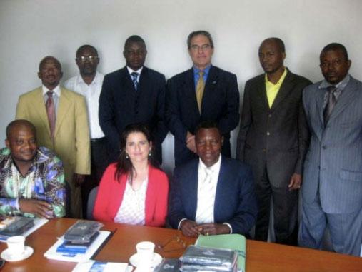 IGI and CEEC to Establish Congo School of Gemology