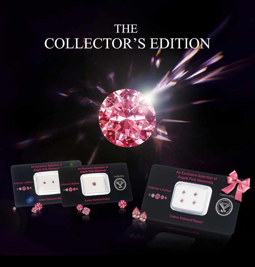 IGI Provides Sustainable and Secure Way to Purchase Rare & Valuable Argyle Pink Diamonds